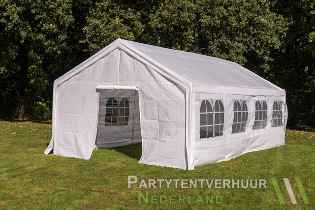 Partytent 4x8 Meter Huren Partytentverhuur Hoofddorp