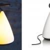 hang-sta lamp voor partytent