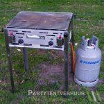 Barbecue huren - Partytentverhuur Hoofddorp