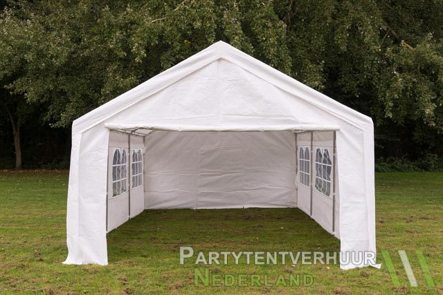 Partytent 4x6 Meter Huren Partytentverhuur Hoofddorp