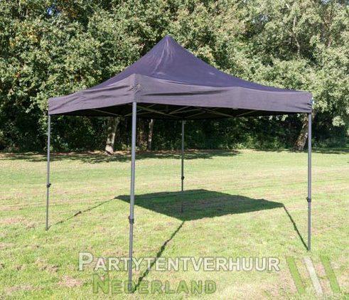 Easy up tent 3x3 meter schuin huren - Partytentverhuur Hoofddorp