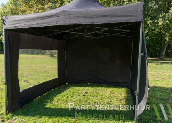 Easy up tent 3x3 meter voorkant huren - Partytentverhuur Hoofddorp